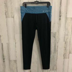 4/$25 PINK VS yoga leggings black